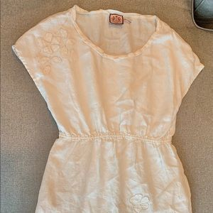 Juicy Couture Beach Linen Sundress Dress Size M